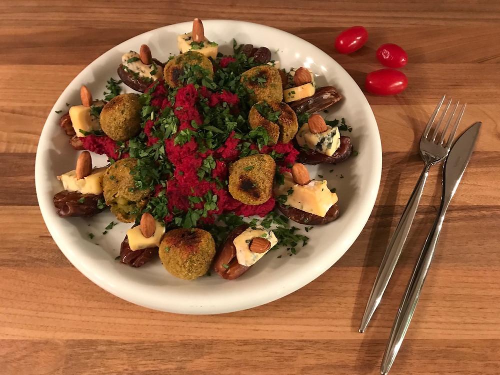 Laufinstinkt+® Ernährungstraining - Rote-Bete-Hummus - Bild 1