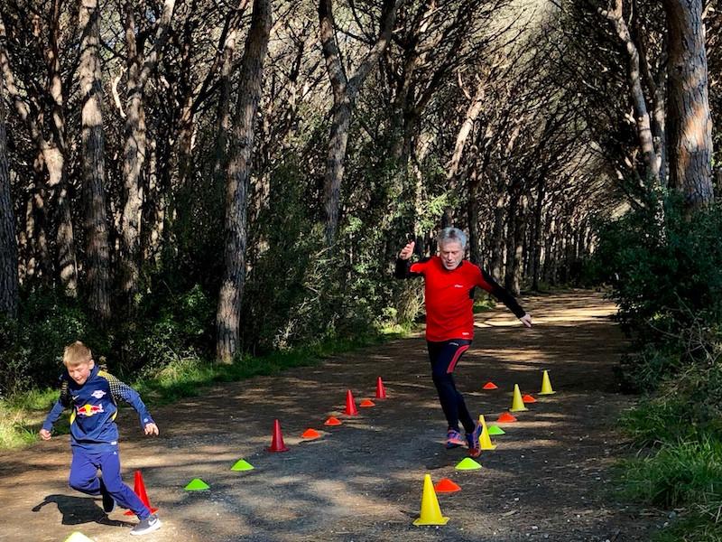 Laufinstinkt+ Trainingslager Toscana 2018 Bild 6