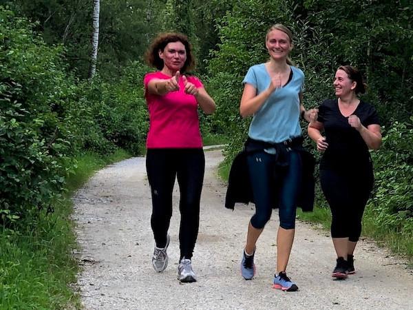 Laufinstinkt.de - NUN LAUFEN WIR 60 MIN UNTERBRECHUNGSFREI! - Bild 2