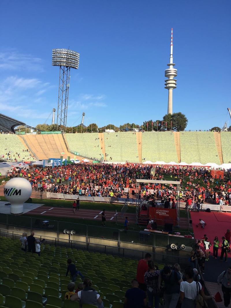 Laufinstinkt.de Mein erster Halbmarathon in München MF 2018 - Bild 3