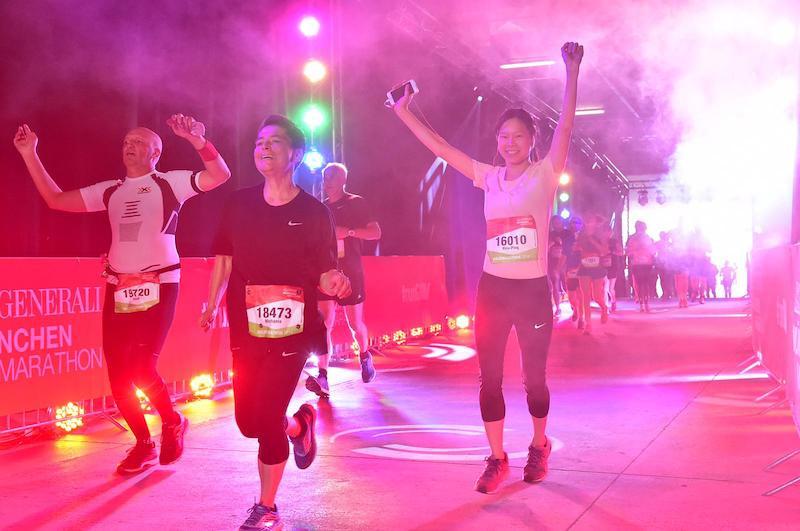 Laufinstinkt.de Mein erster Halbmarathon in München MF 2018 - Bild 1