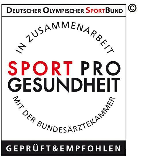 Laufinstinkt Schwaben Augsburg - Sport Pro Gesundheit Qualitätssiegel