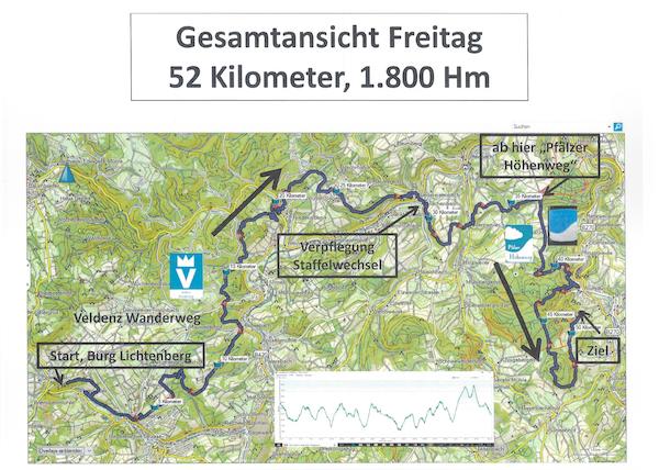 Laufinstinkt.de - Lauftraining - Pfälzer Bergland Trail 2019 - Bild 2