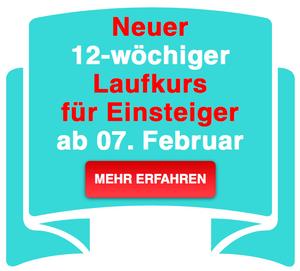 Laufinstinkt+ Augsburg - Neuer 12-wöch. Laufkurs für Einsteiger, ab 07. Feb..