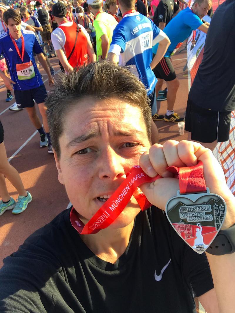 Laufinstinkt.de Mein erster Halbmarathon in München MF 2018 - Bild 4