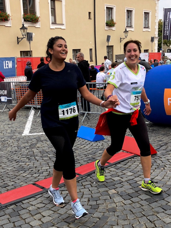 Laufinstinkt.de - Halbmarathon Friedberg 2019 - Bild 2