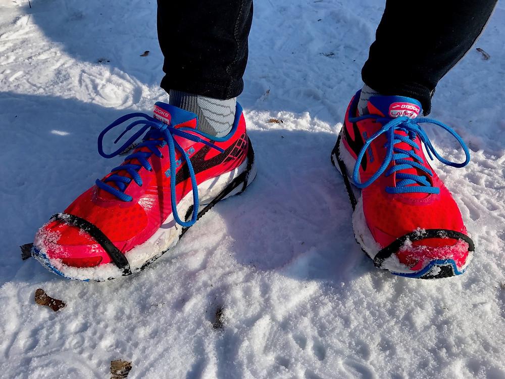 Laufinstinkt+ Augsburg - Trittsicherheit auf Schnee und Eis - Bild 10