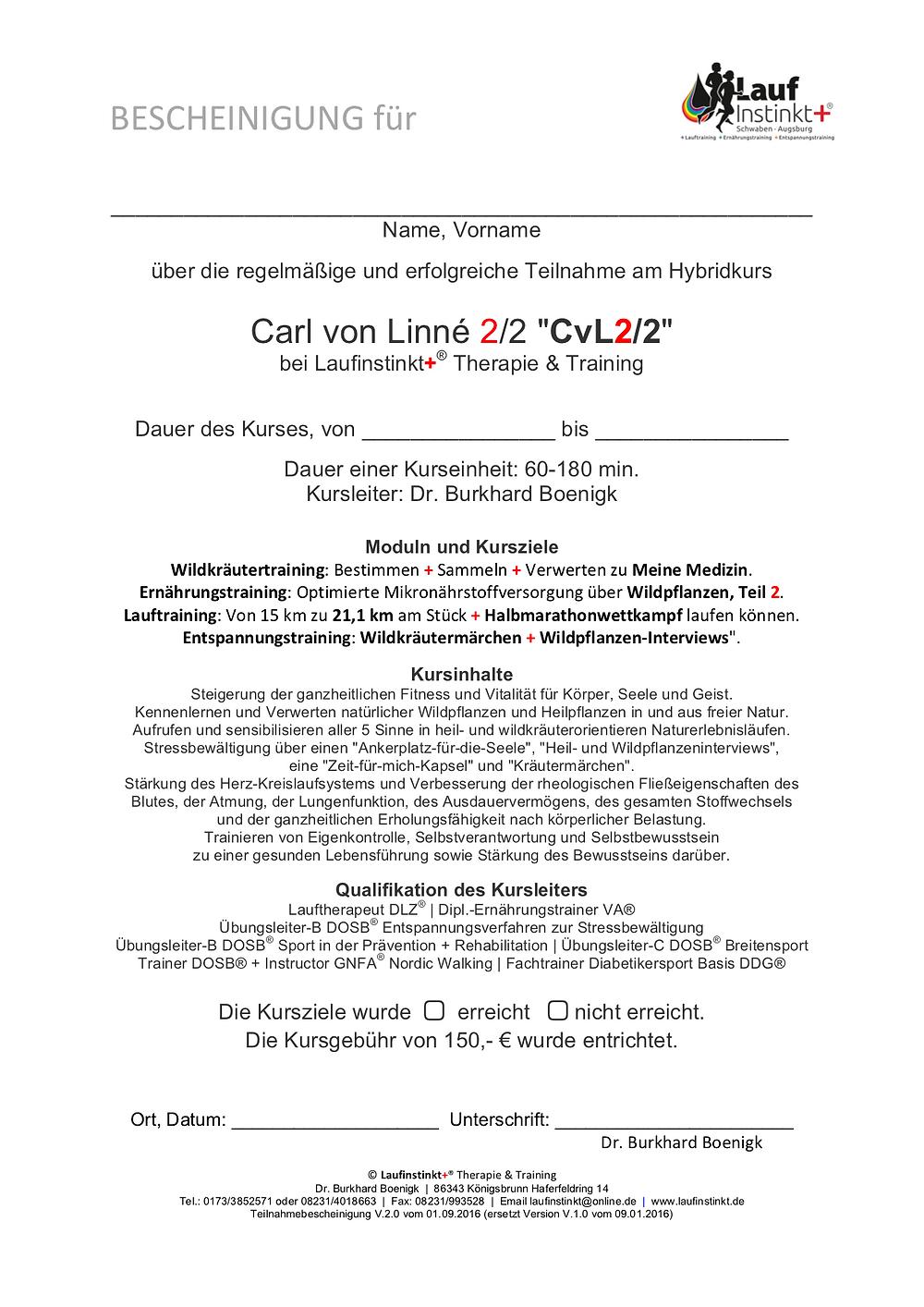 Laufinstinkt.de - Hybridkurs CvL1/2 2018 - Bild 3