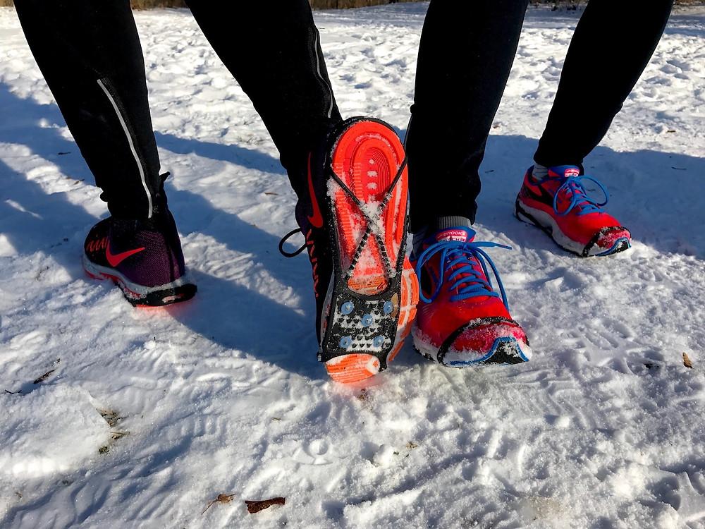Laufinstinkt+ Augsburg - Trittsicherheit auf Schnee und Eis - Bild 8