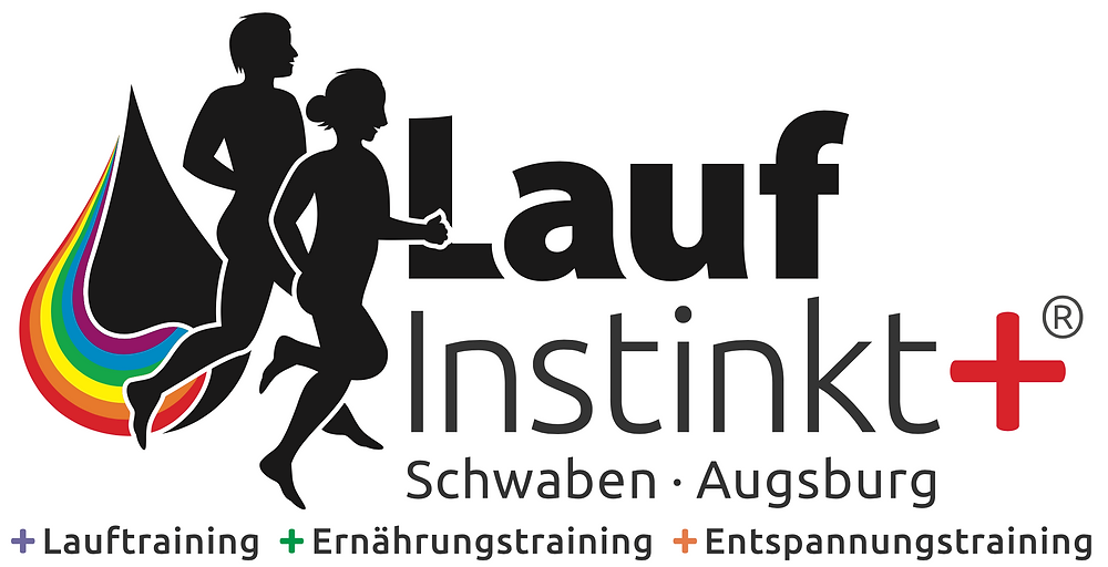 Laufinstinkt+® Therapie & Training Augsburg - Lauftraining + Ernährungstraining + Entspannungstraining