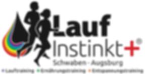 Laufinstinkt+® Schwaben Augsburg - Logo 2