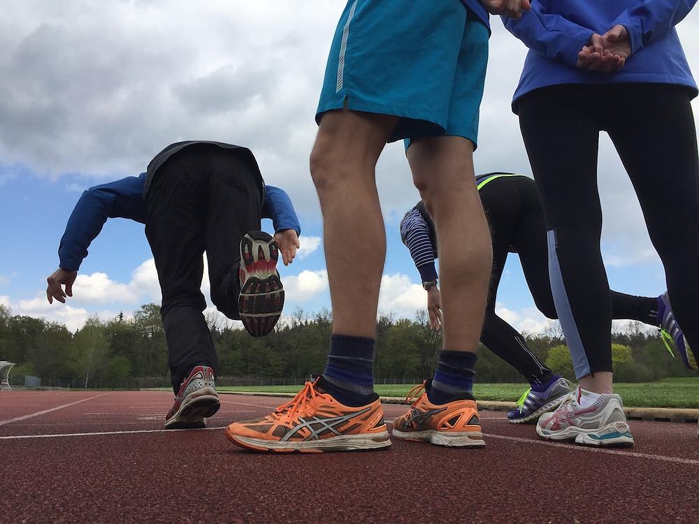 Laufinstinkt Schwaben Augsburg - Leichte Laufschuhe machen schneller - Bild 2