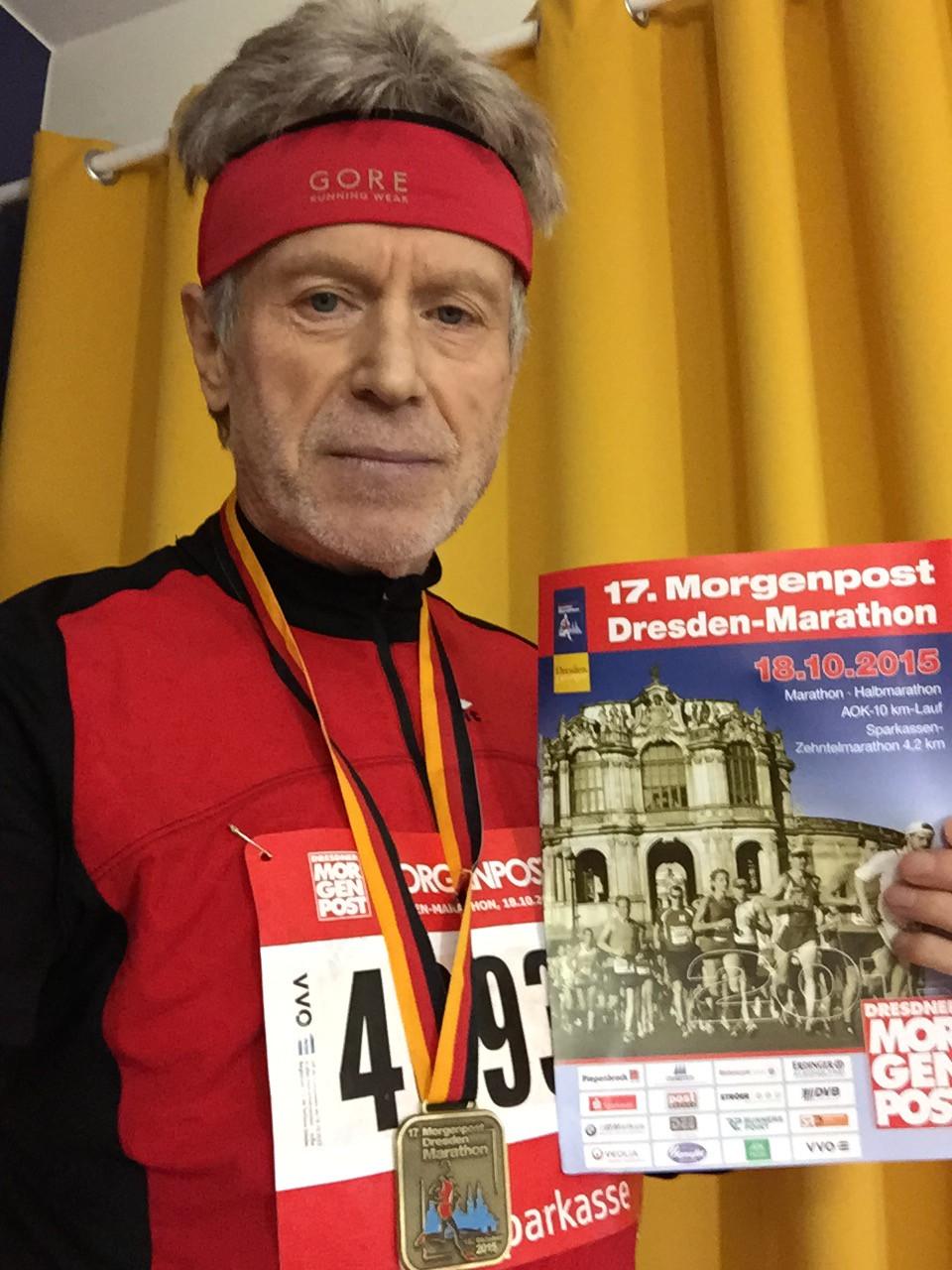 Laufinstinkt+ Marathon, gesundheitsorientiert gelaufen C