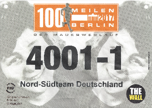 Laufinstinkt+® Schwaben Augsburg - Mauerweglauf D