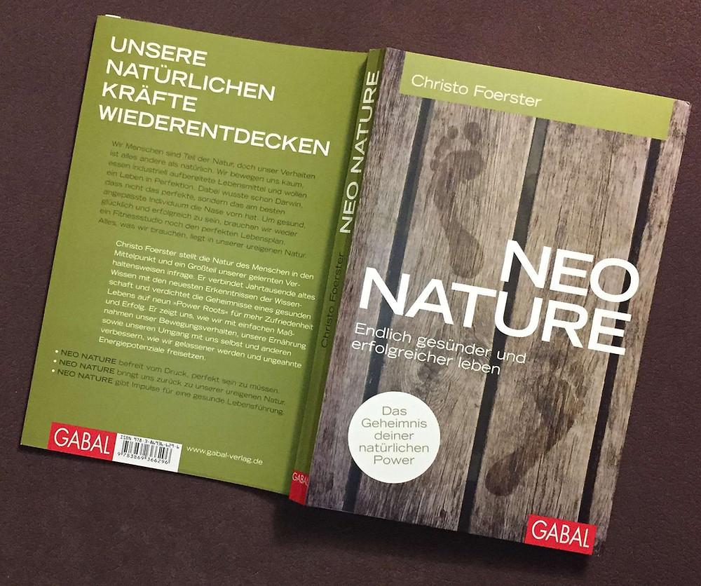 """Laufinstinkt+ Schwaben Augsburg - Buchbesprechung Christo Förster's """"Neo Nature"""""""