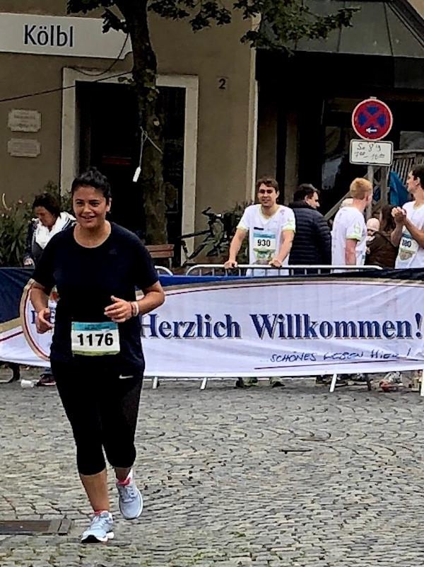 Laufinstinkt.de - Halbmarathon Friedberg 2019 - Bild 1
