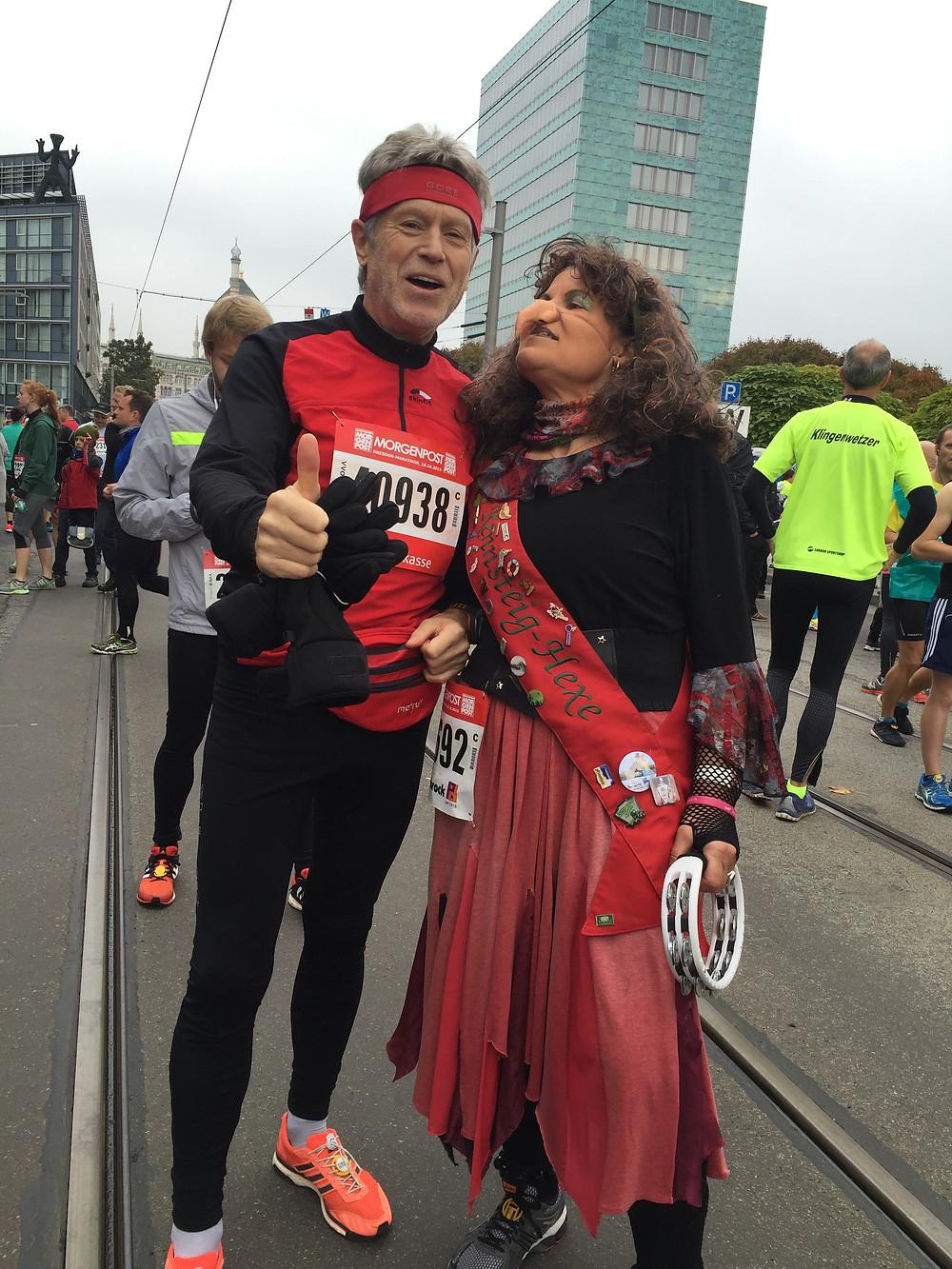 Laufinstinkt+ Marathon, gesundheitsorientiert gelaufen B