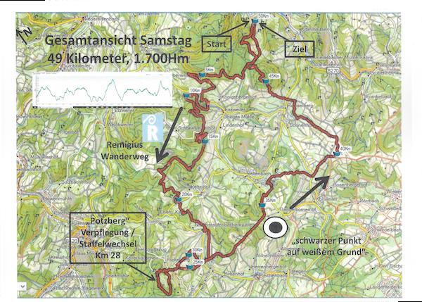 Laufinstinkt.de - Lauftraining - Pfälzer Bergland Trail 2019 - Bild 5