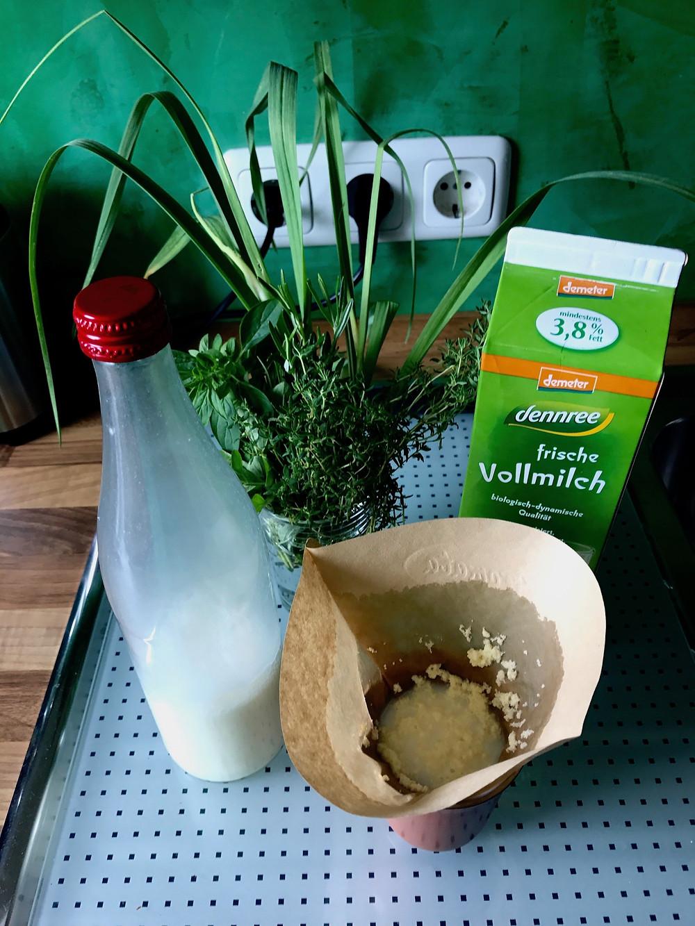Laufinstinkt+® Augsburg - Butter schnell selber gemacht - Bild 1
