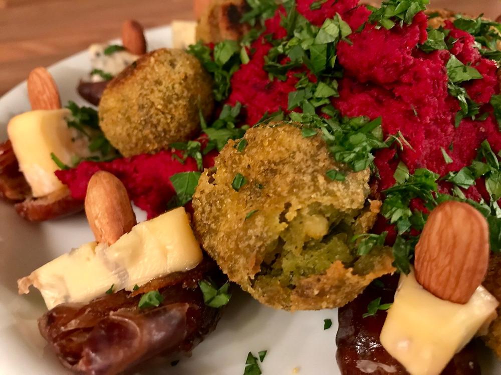 Laufinstinkt+® Ernährungstraining - Rote-Bete-Hummus - Bild 3