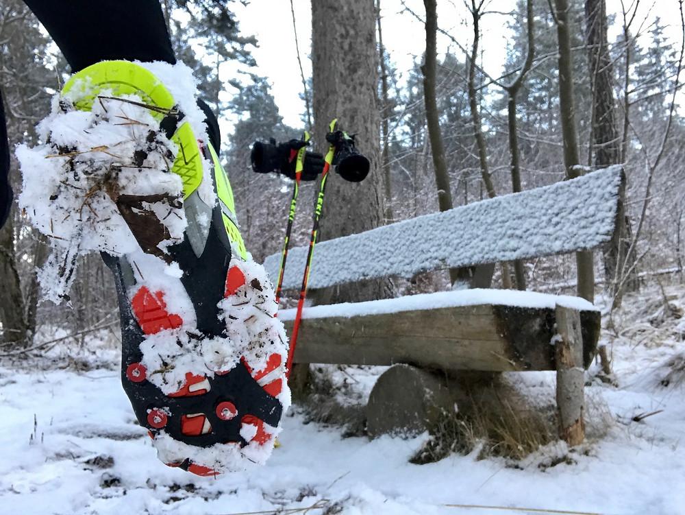 Laufinstinkt+ Augsburg - Trittsicherheit auf Schnee und Eis - Bild 1