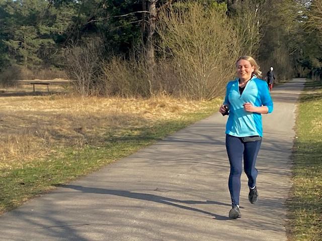 Laufinstinkt.de 10 km Corona-Care Tandem-Rennen - Bild 2