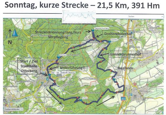 Laufinstinkt.de - Lauftraining - Pfälzer Bergland Trail 2019 - Bild 7