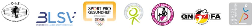 Laufinstinkt+® Schwaben Augsburg - Logos und Qualität