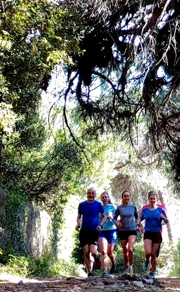 Laufinstinkt+ Trainingslager Toscana 2018 Bild 13