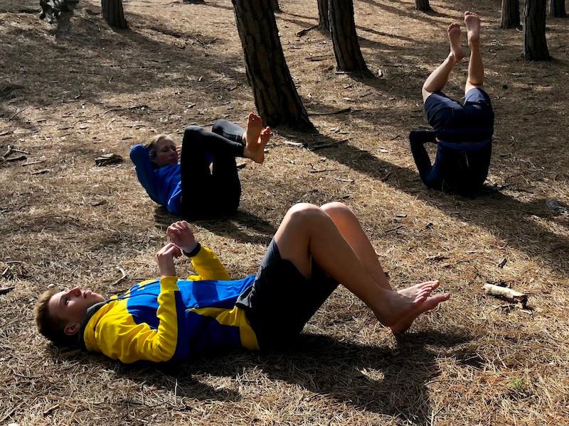 Laufinstinkt+ Trainingslager Toscana 2018 Bild 27