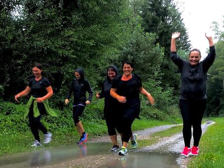 NUN LAUFEN WIR 60 MIN UNTERBRECHUNGSFREI! | Lauftherapie, Laufkurse, Lauftraining
