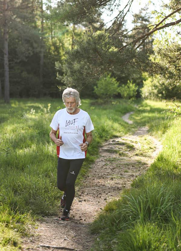 Lauftherapie + Ernährungsstrategie (© Laufinstinkt+®)