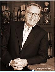 Prof. Dr. Alexander Weber