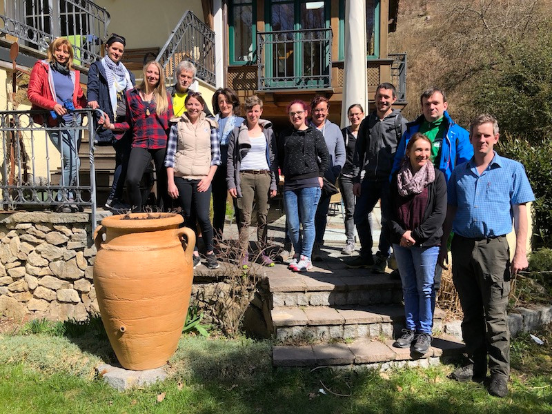 Laufinstinkt+ | Ernährungstraining | Wildkräuter im April 2018 | Diplom-Kräuerpädagogengruppe