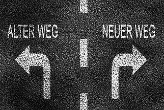 Laufinstinkt+ Lebensläufer - Alter Weg, neuer Weg