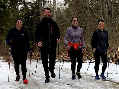 Laufinstinkt Laufkurs LNC21 - Laufgruppe 2019-02-10