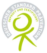 Laufinstinkt+® Schwaben Augsburg - Zentrale Prüfstelle Prävention - Logo 1