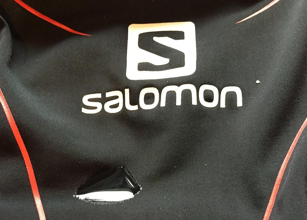 "Laufinstinkt+ Rucksack ""SALOMON advanced skin s-lab hydro 12"" D"