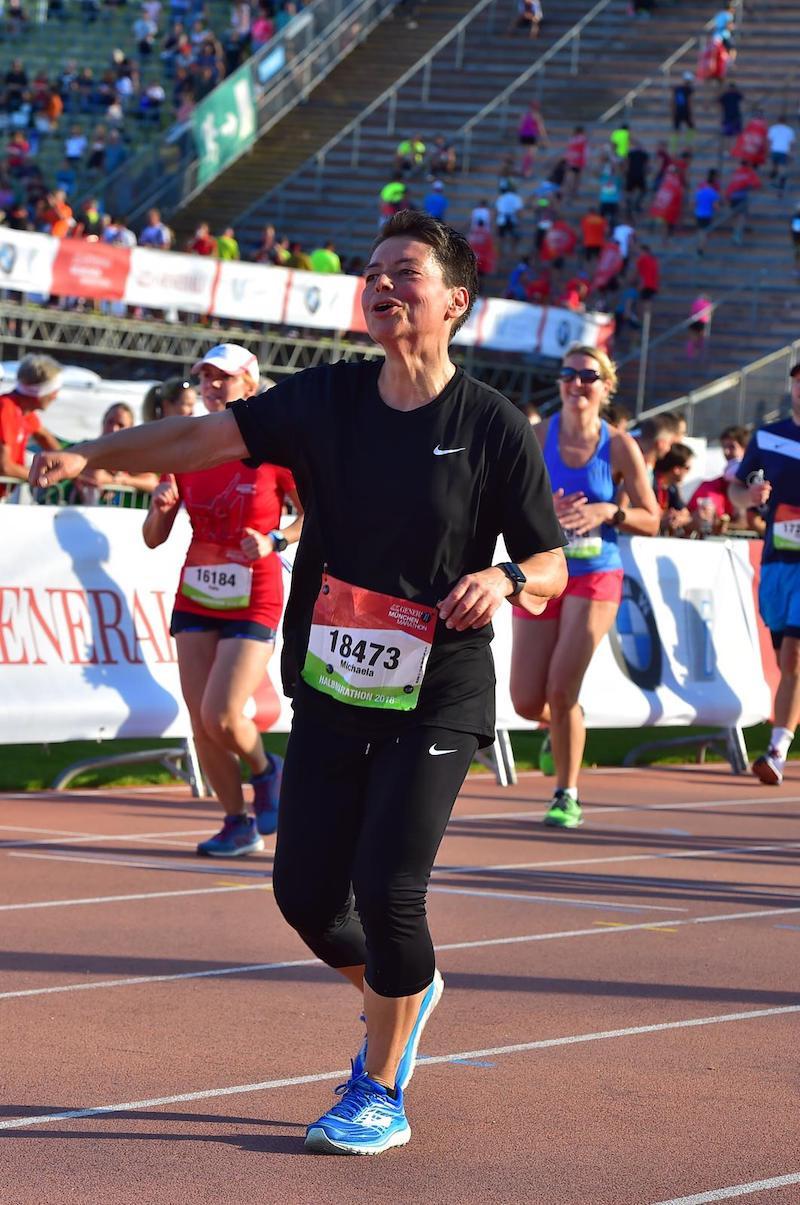 Laufinstinkt.de Mein erster Halbmarathon in München MF 2018 - Bild 2
