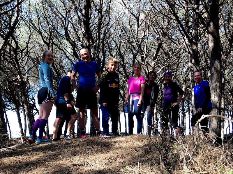 Laufinstinkt+ Trainingslager Toscana 2018 Bild 5