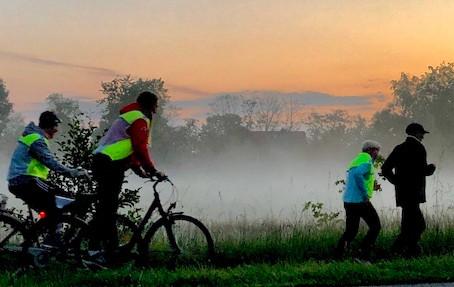 130 KM DURCH OSTFRIESLAND   Lauftherapie, Laufkurse, Lauftraining