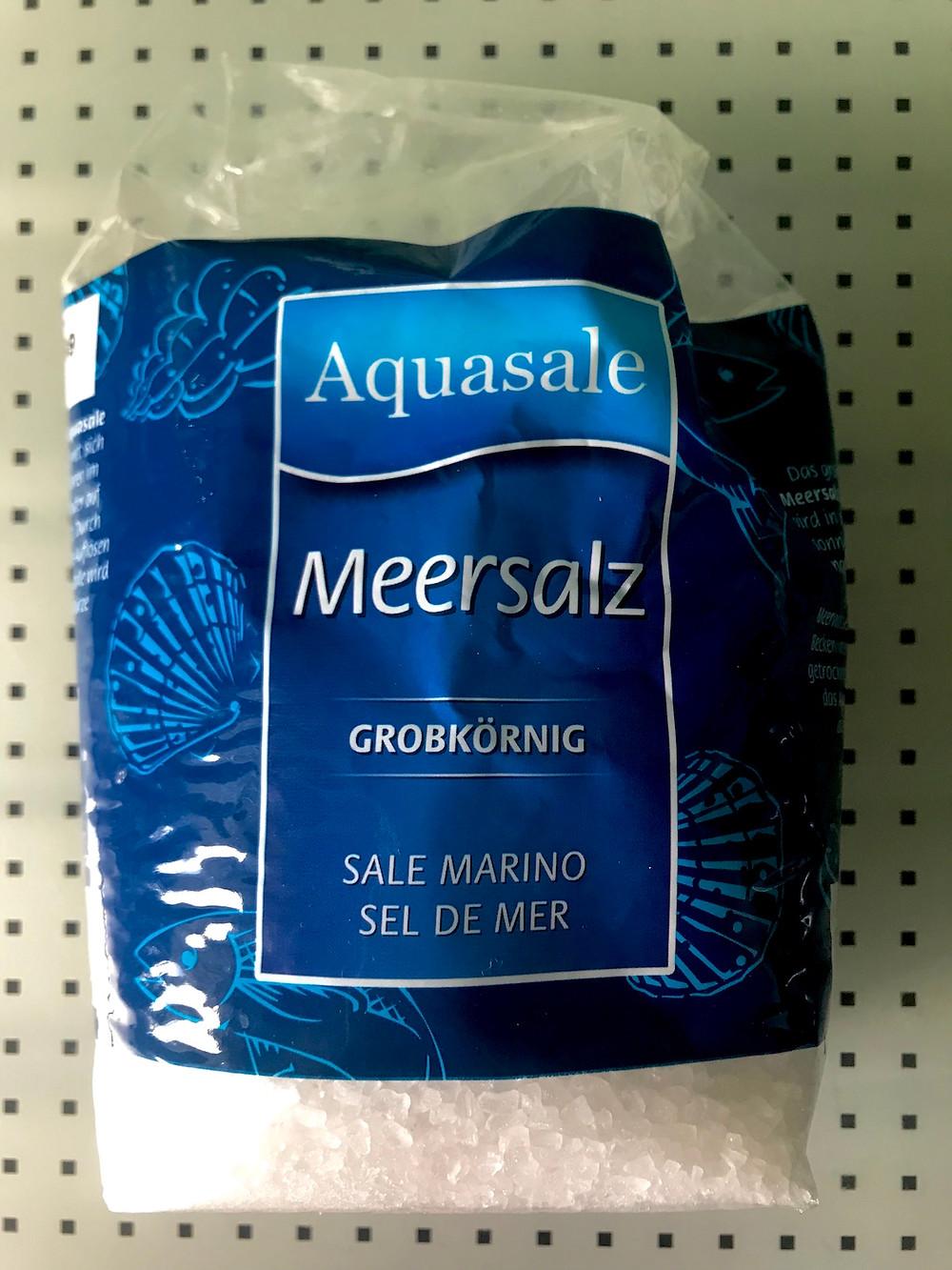 Laufinstinkt+® Schwaben Augsburg - Ernährungstraining - Salz = Salz ? - Bild 3