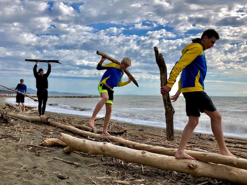 Laufinstinkt+ Trainingslager Toscana 2018 Bild 22