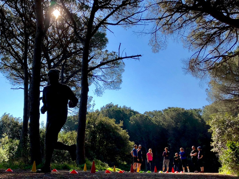Laufinstinkt+ Trainingslager Toscana 2018 Bild 14