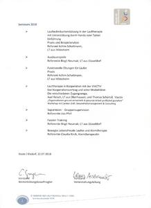 Burkhard Boenigk - Teilnahmebestätigung VDL Sommerakademie 2018 Bild 2