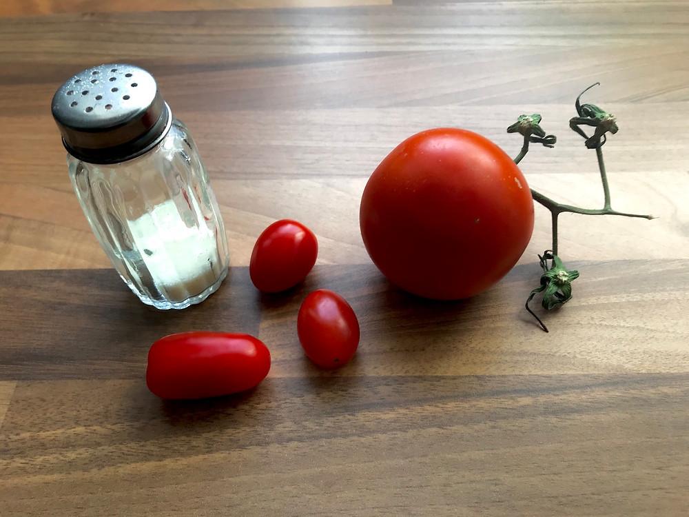 Laufinstinkt+® Schwaben Augsburg - Ernährungstraining - Salz = Salz ? - Bild 1