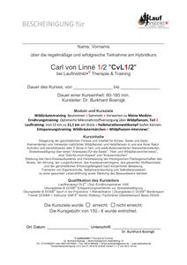 Laufinstinkt.de - Hybridkurs CvL1/2 2018 - Bild 2