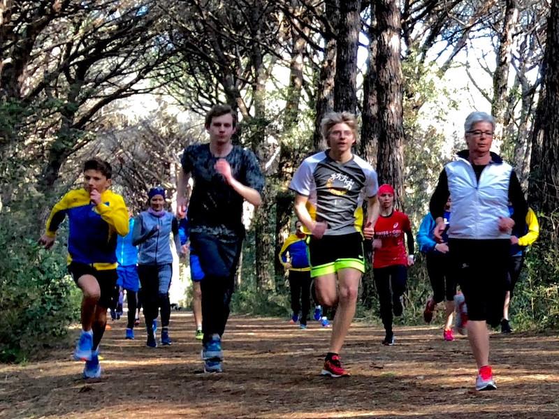 Laufinstinkt+ Trainingslager Toscana 2018 Bild 8