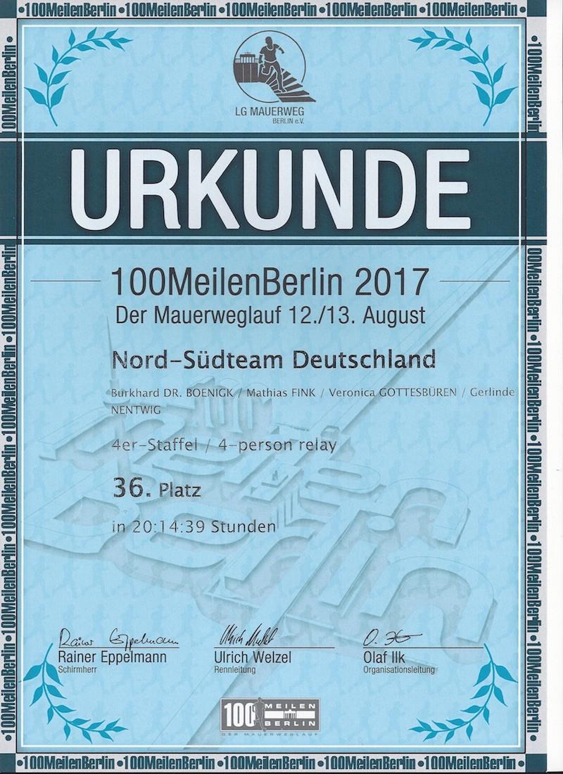 Laufinstinkt+® Schwaben Augsburg - Mauerweglauf S
