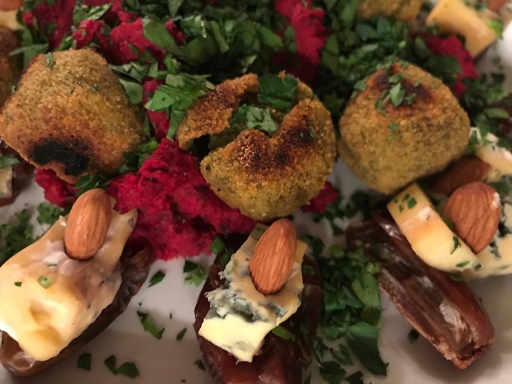 Laufinstinkt+® Ernährungstraining - Rote-Bete-Hummus - Bild 2